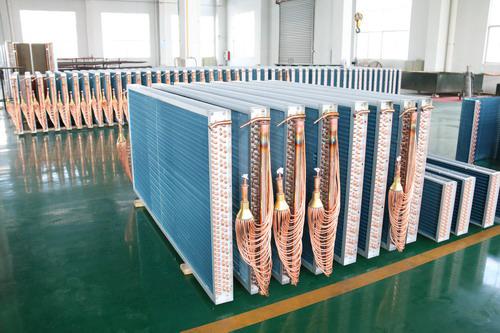 热交换器、蒸发器、冷凝器、表冷器